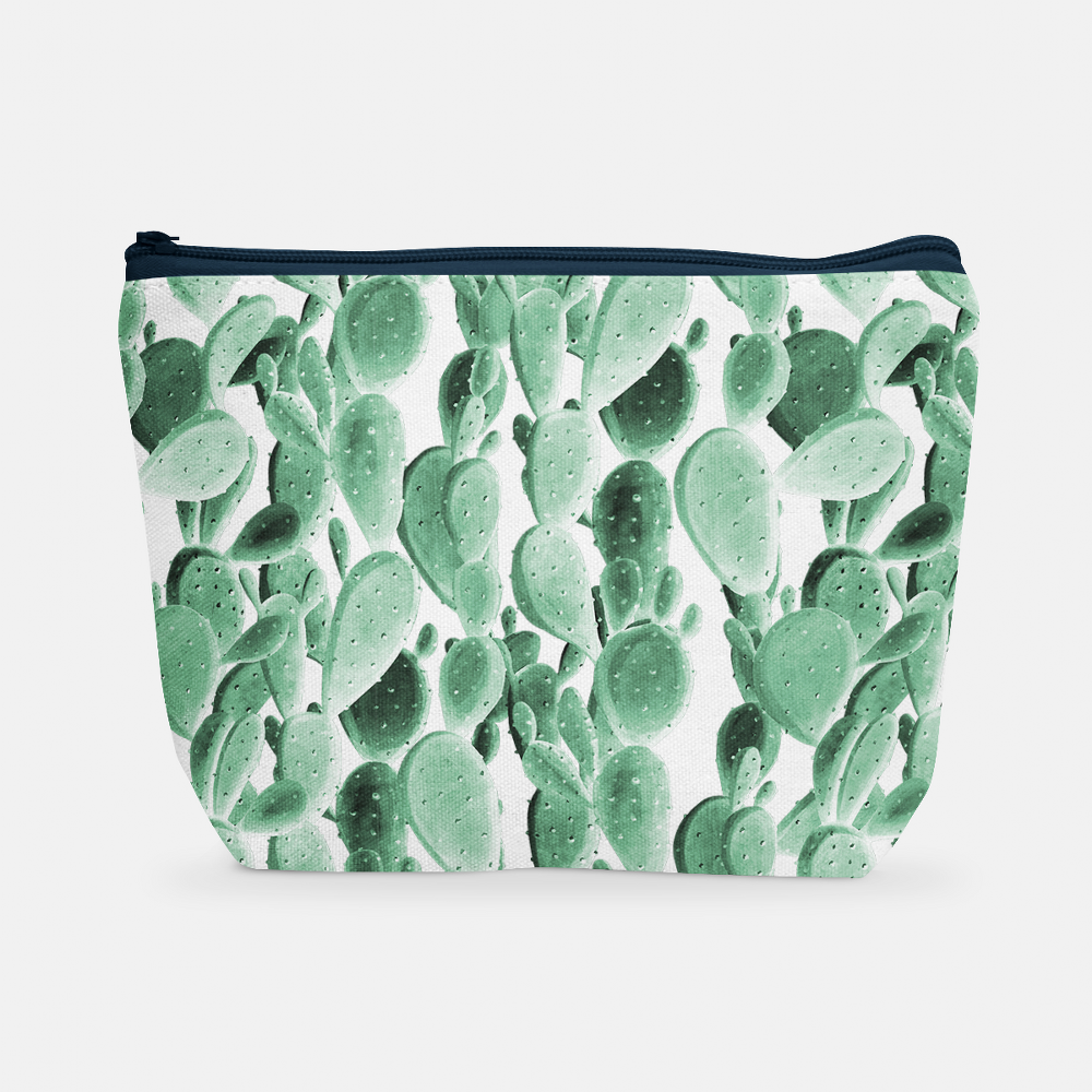 Cacti Party Pattern 6 | Cosmetic Bag