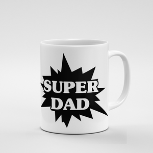 Super Dad | Mug - But Why Not