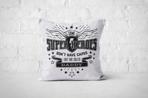 Superheroes | Pillow Square - But Why Not