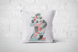 Pretty Letters Pillow Cover - Z - But Why Not