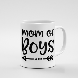 Mom of Boys | Mug