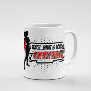 SuperPower Female | Mug