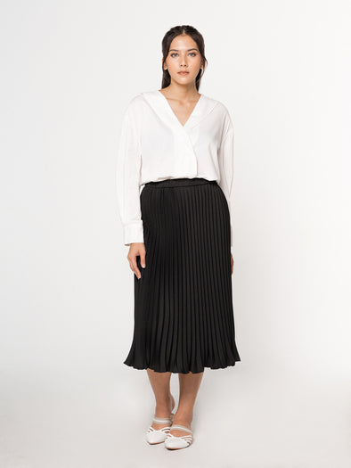 Alandra Pleated Skirt