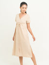 Arianna Dress - Cream