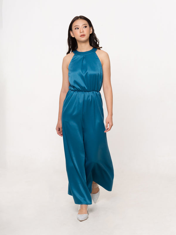 Ashley Jumpsuit Teal