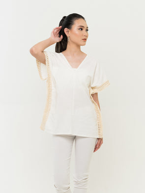 Luna Top - WHITE