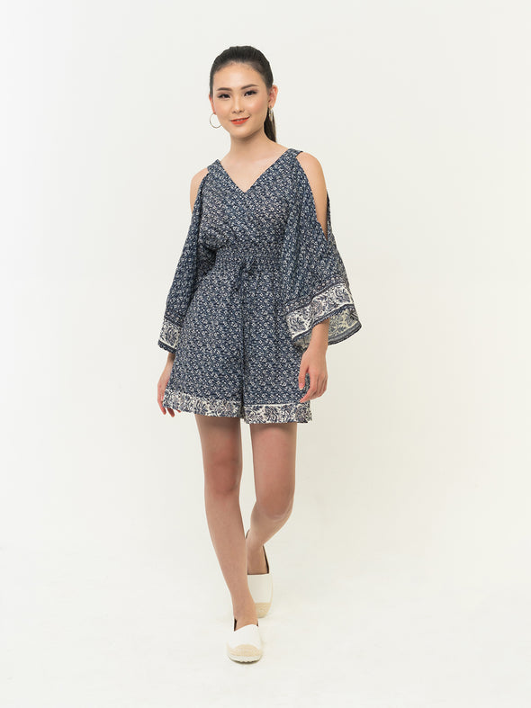 Corvina Jumpsuit - BLUE