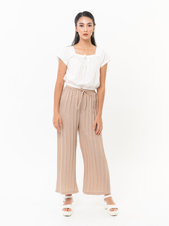 Devon Pleated Pants
