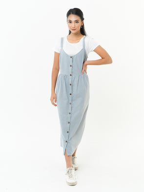 Diomira Dress Blue