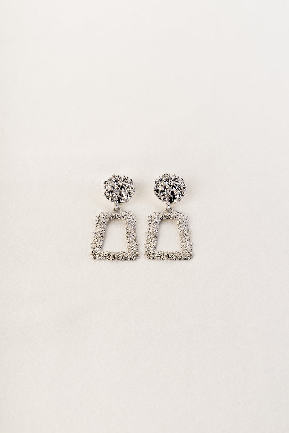 Ellie Earrings Silver