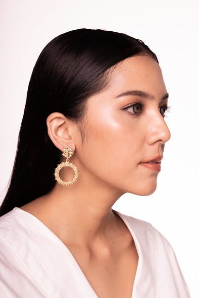 Esme Earrings Gold