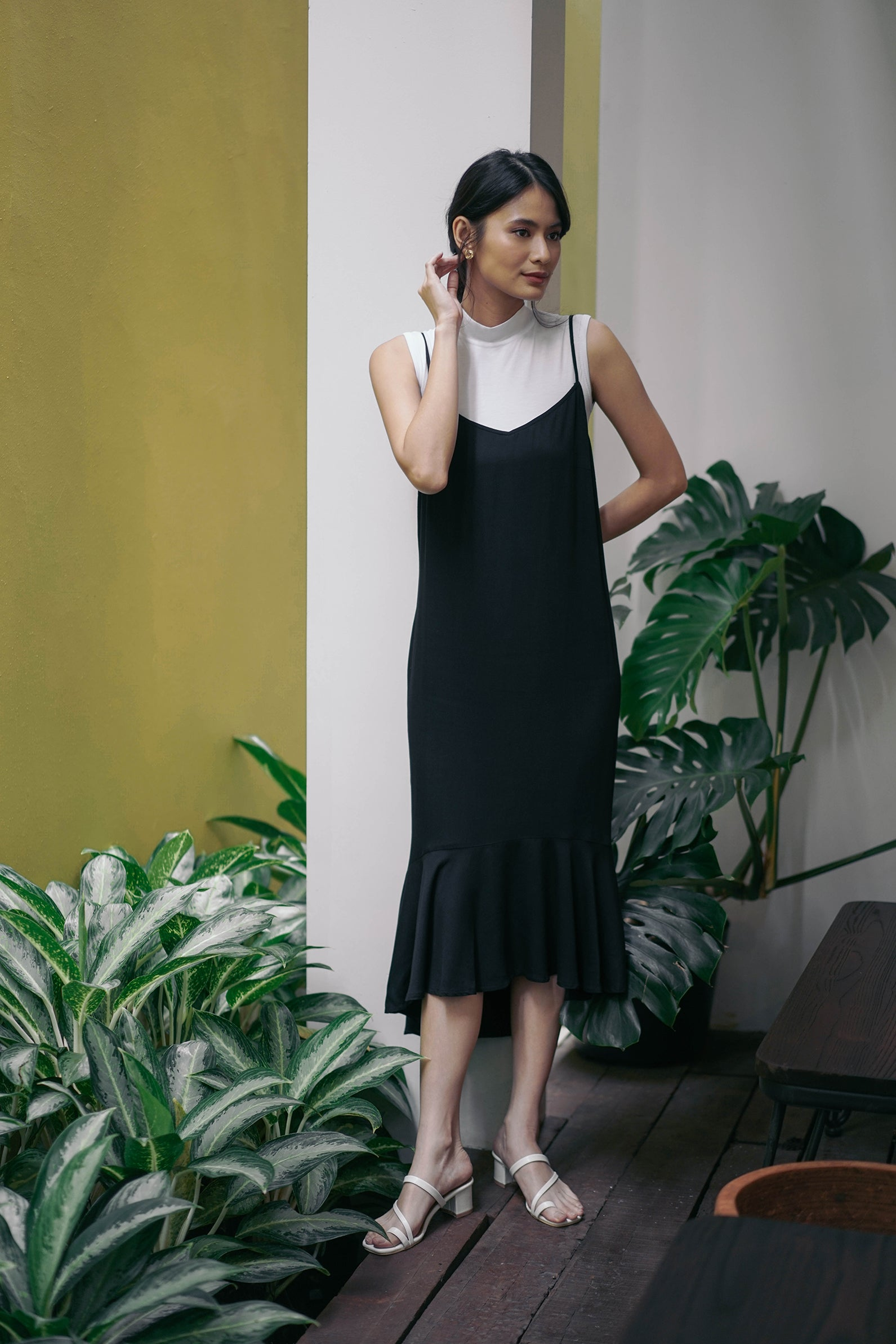 Ilona Dress Black