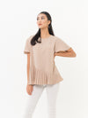 Karmelita Pleated Top