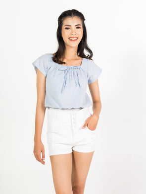 Kavali Top - Blue