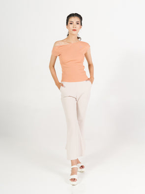 Keynar Top - Peach