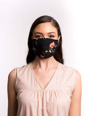 Linden Mask - Black
