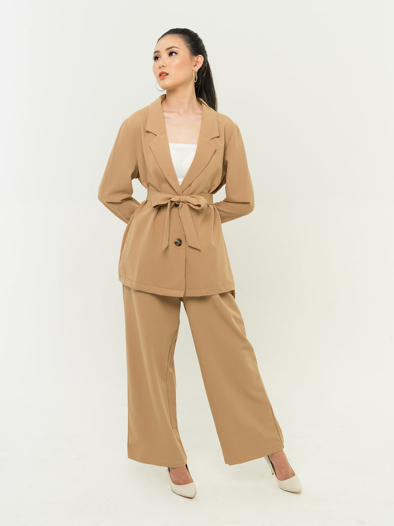 Mayla Set - Brown