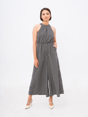 Natalyn Jumpsuit - BLACK