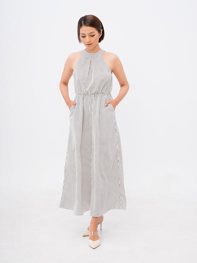 Natalyn Jumpsuit - WHITE
