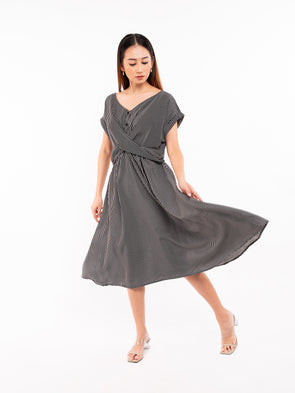 Norah Dress - BLACK