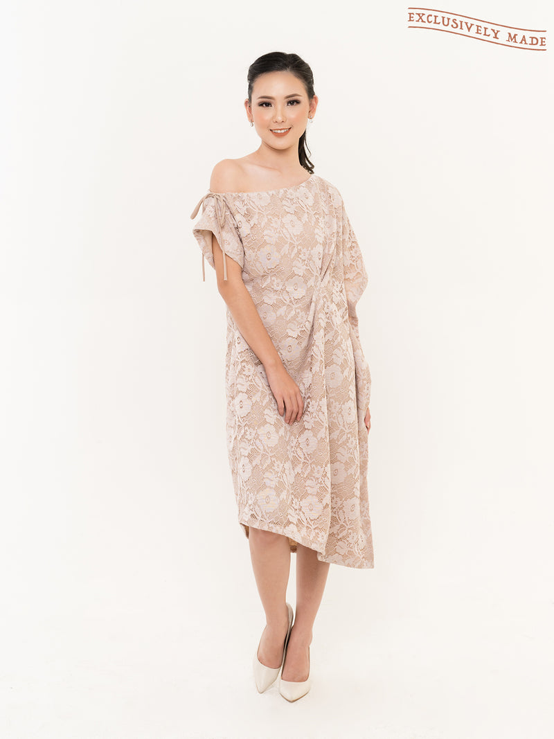 Rayne Draped Dress