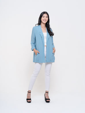 Renata Blazer - Blue Breeze