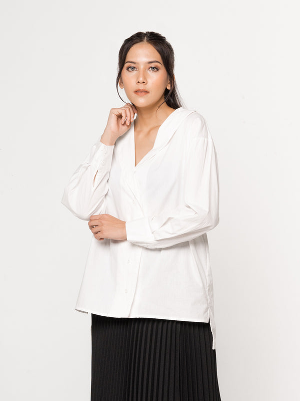 Rida Top White