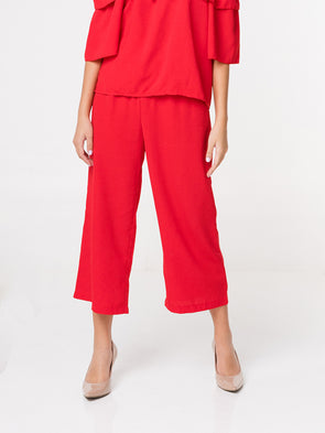 Sasha Pants - Red