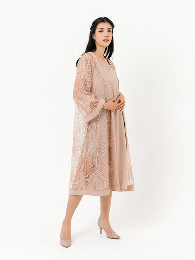 Zyanne Triangle Robe (OUTER + INNER)