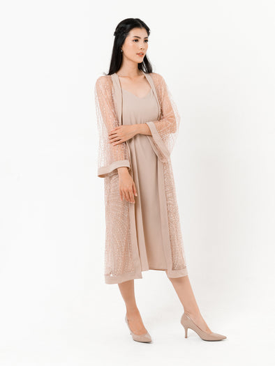 Zyanne Diamond Robe (OUTER + INNER)