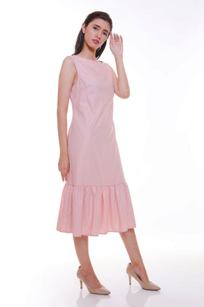Roxie Dress - Pink