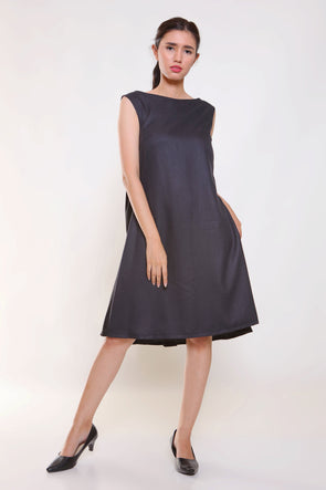 Kelsey Dress - Black