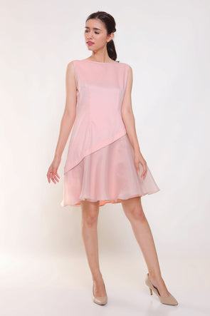Wilona Dress - Pink