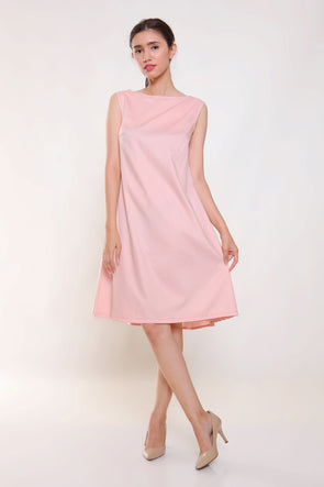 Kelsey Dress - Pink