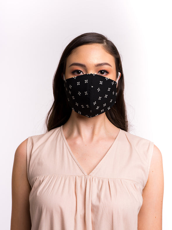 Kyori Mask Black