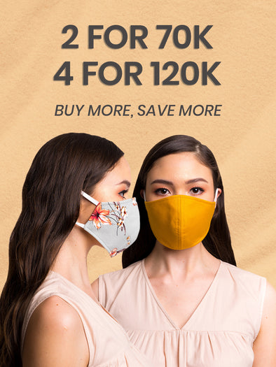 PROMO MASK - BUY 4 ONLY 120K