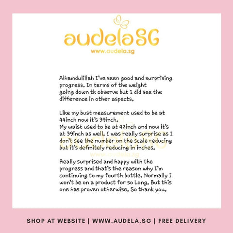 AUDELA BEAUTY