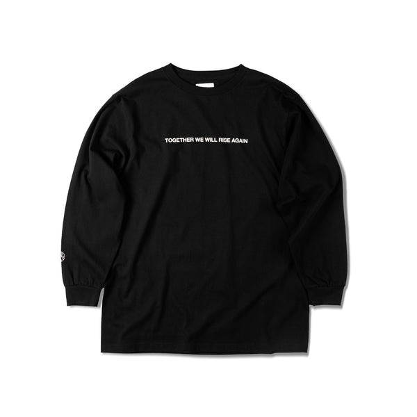 "L/S TEE ""CITY OF ANARCHY"""