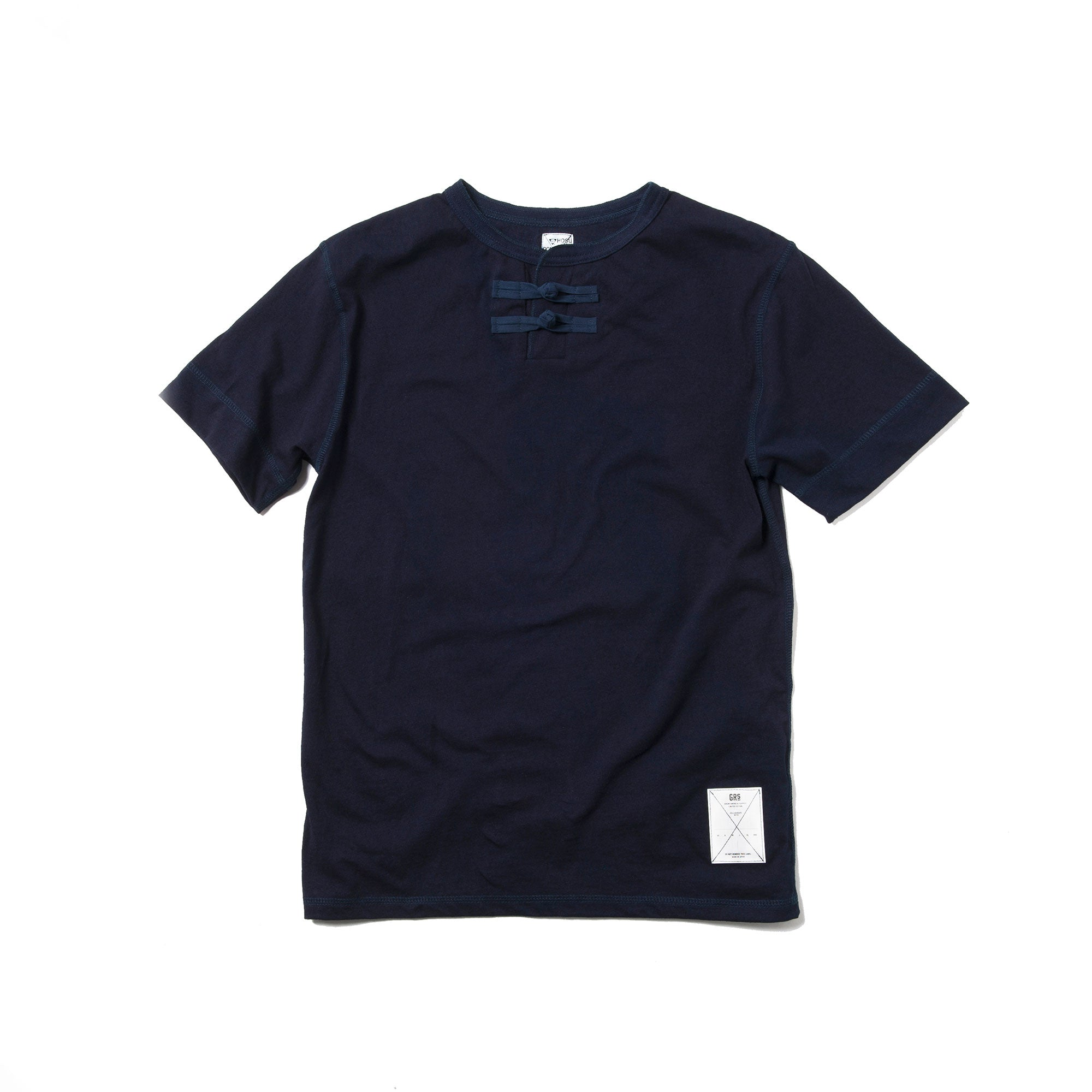 BOUNDLESS SERIES - INDIGO TEE