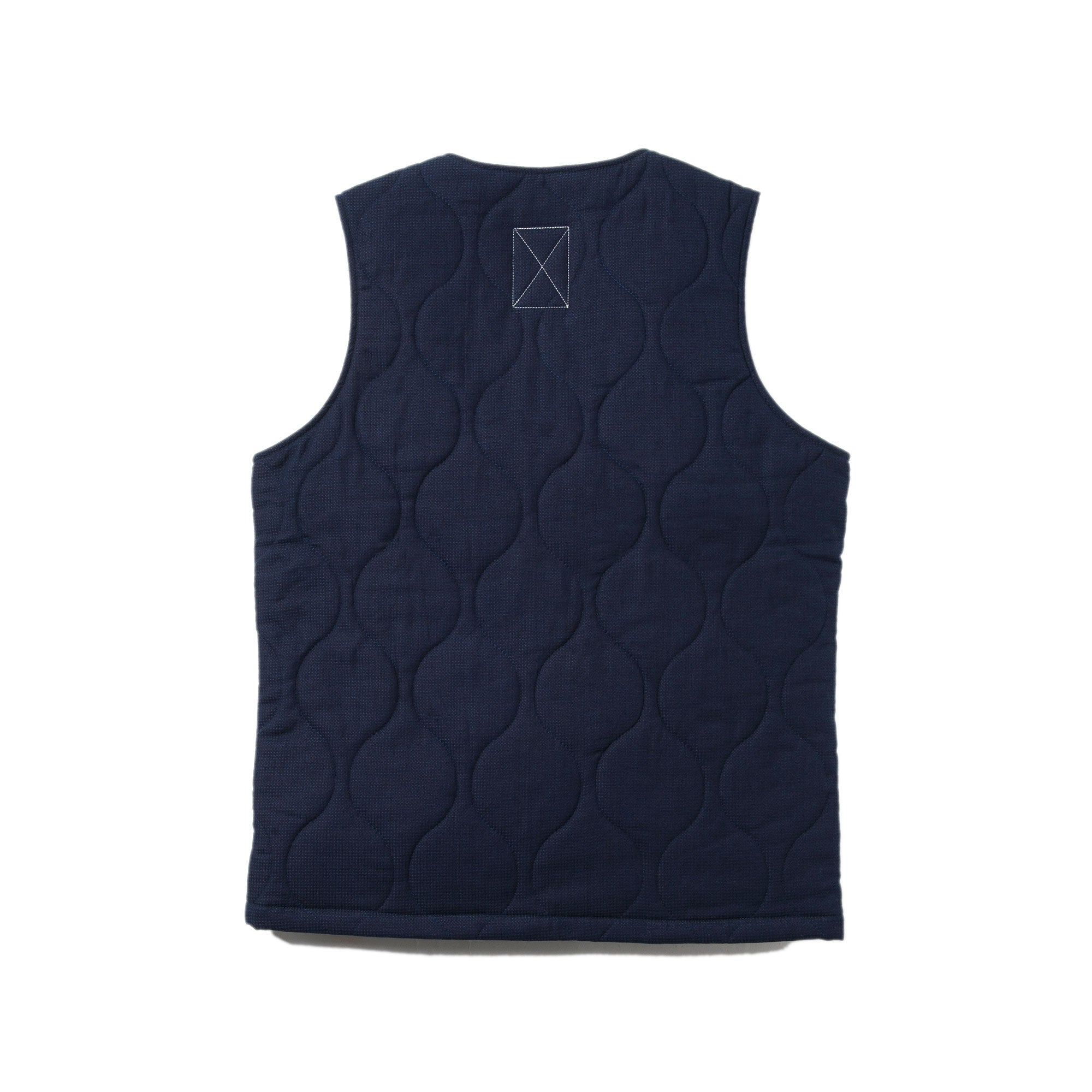BOUNDLESS SERIES - SASHIKO QUILTED VEST