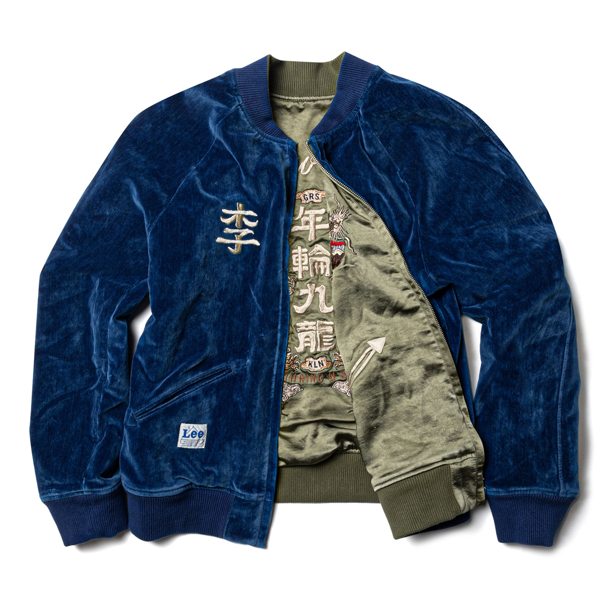LEE X GRS SUKAJAN JACKET