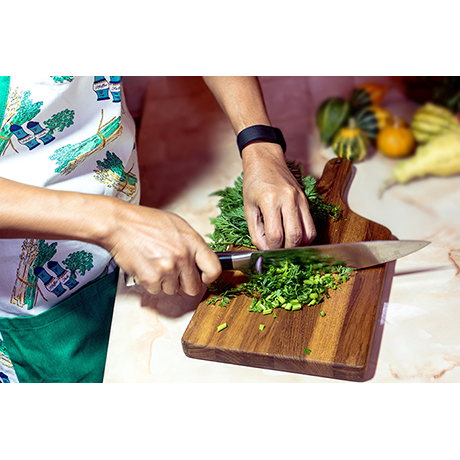 Herb Chopping Board - Teakore