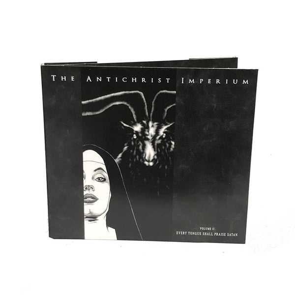 The Antichrist Imperium - Volume II Every Tongue Shall Praise Satan - Digipack CD
