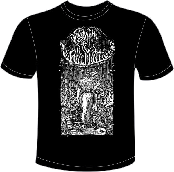 Apocalyptic Werewolf - T shirt *PRE-ORDER*