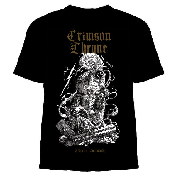 Crimson Throne 'Sightless Remnants' Shirt