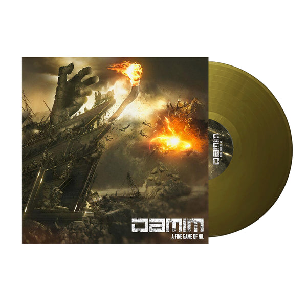 Damim - A Fine Game Of Nil - Vinyl + Poster