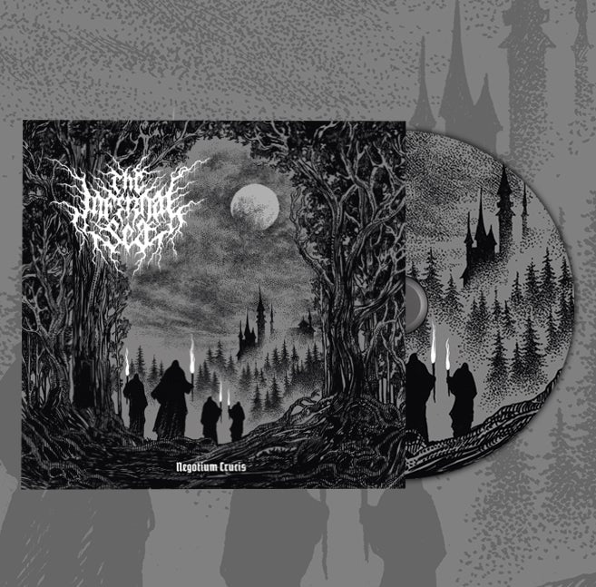 The Infernal Sea - 'Negotium Crucis' - Digipack CD
