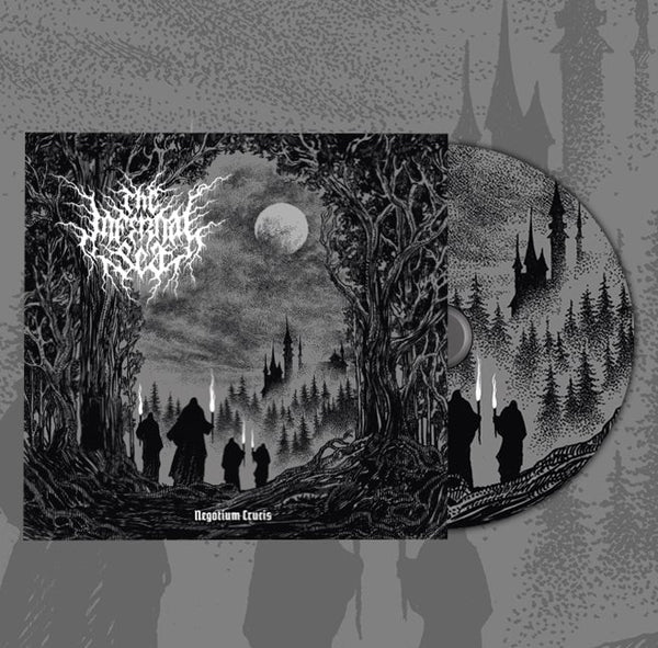 The Infernal Sea - 'Negotium Crucis' - Digipack CD *PRE ORDER*