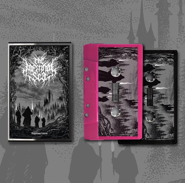 The Infernal Sea - 'Negotium Crucis' - Cassette *PRE ORDER*