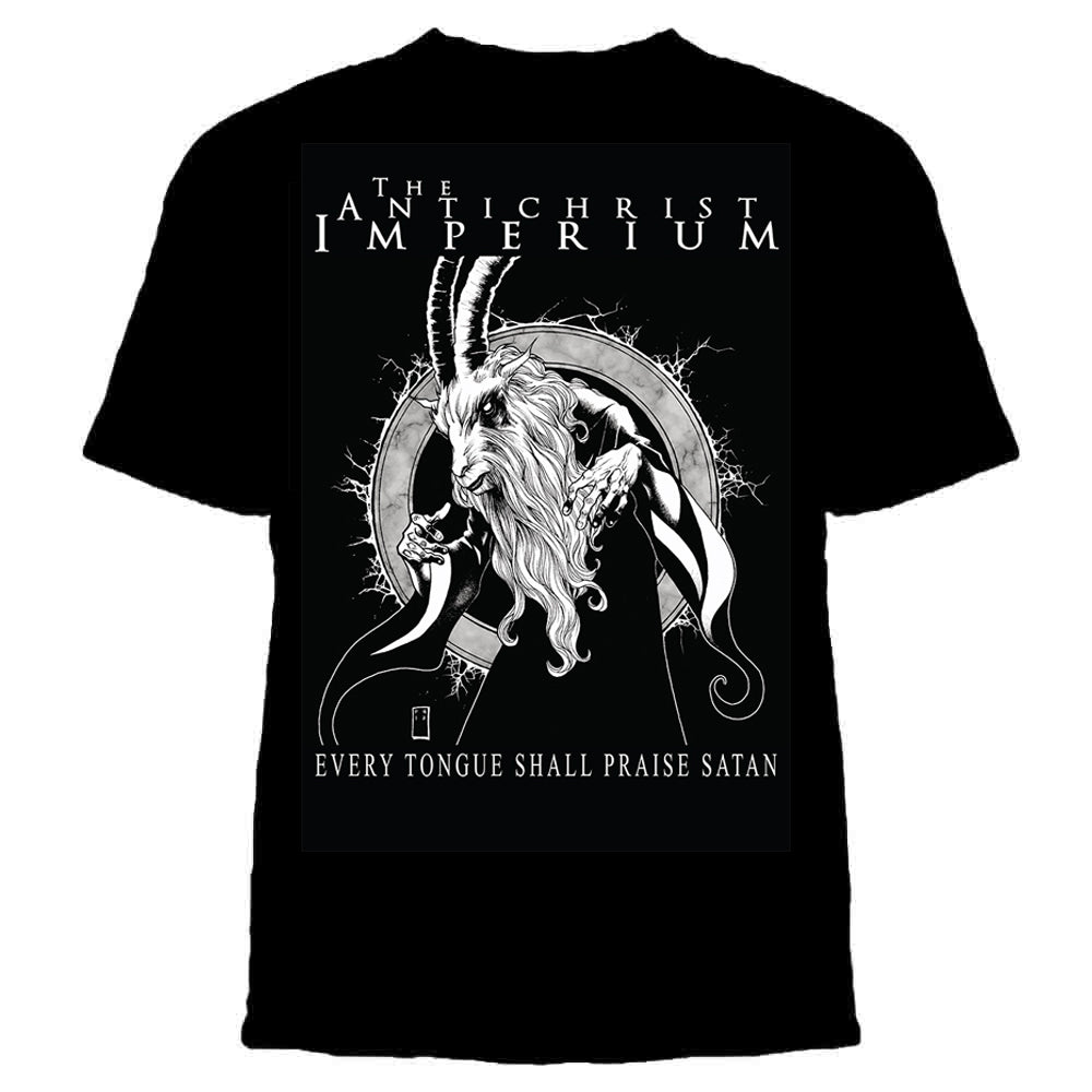 The Antichrist Imperium - Goatlord - T Shirt